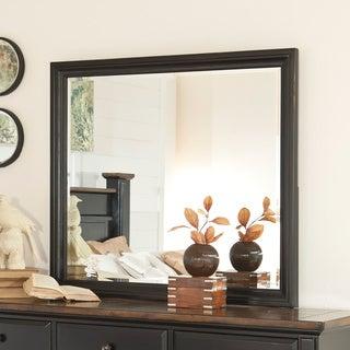 Signature Design by Ashley Breen Black Bedroom Mirror