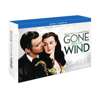 Gone With The Wind 75th Anniversary (Blu-ray Disc)