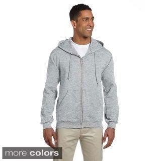 Men's Super Sweats NuBlend Fleece Full-zip Hooded Jacket