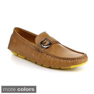Arider BRUCE-01 Men's Driving Moccasin Style Slip-on Loafers