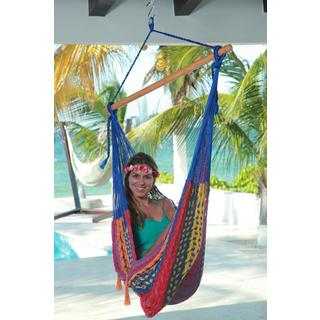 Savannah Thick Cord L Mayan Multicolor Chair Hammock