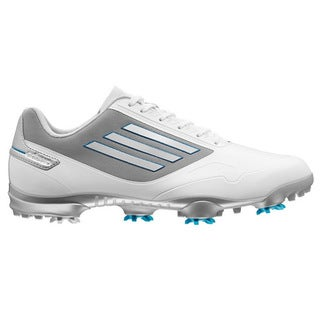Adidas Men's Adizero One White/Tech Grey Dark Golf Shoes