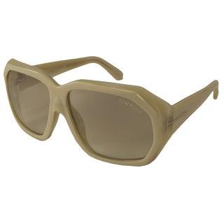 Tom Ford Women's TF0266 Elise Rectangular Sunglasses