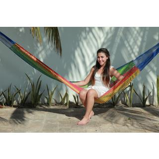 Savannah Standard Multi-color Mayan Hammock