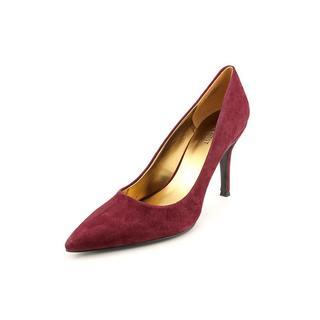 Nine West Women's 'Flax' Regular Suede Dress Shoes (Size 8.5 )