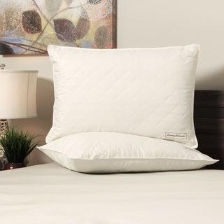 Tommy Bahama 300 Thread Count Down Alternative Jumbo Pillow (Set of 2)