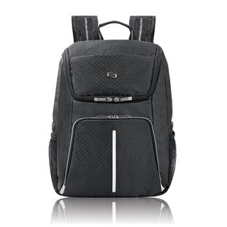Solo Active Black 15.6-inch Laptop Backpack
