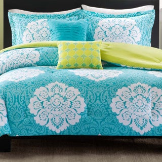 Intelligent Design Liliana 5-piece Comforter Set with Two Decorative Pillows