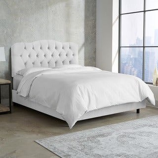 Made to Order Tufted Bed