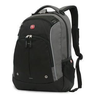 SwissGear Liteweight Grey/ Black Backpack