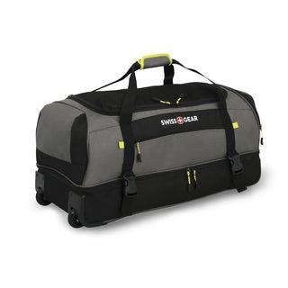 SwissGear Sierre II 30-inch Rolling Drop Bottom Duffel Bag