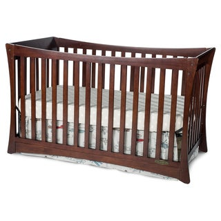 Child Craft Parisian 3-in-1 Stationary Crib in Cherry