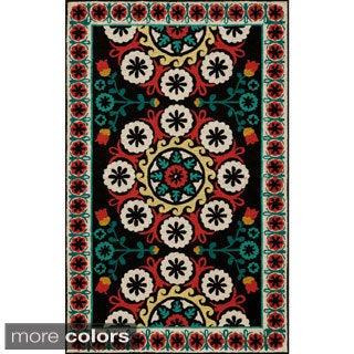 Uzbek Soul Indoor Rug (8' x 10')
