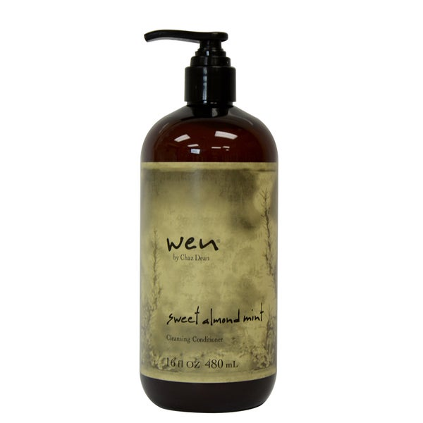 Wen Sweet Almond Mint Cleansing 16-ounce Conditioner with ...