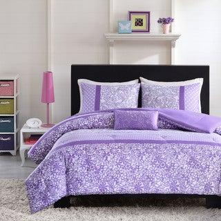 Mi Zone Sadie 4-piece Comforter Set