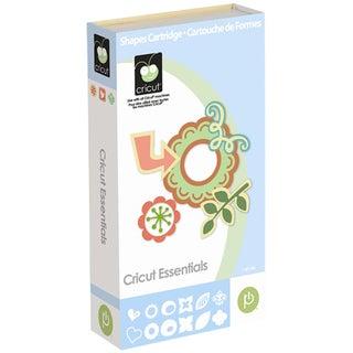 Cricut Essentials Cartridge