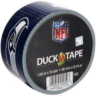 "Printed NFL Duck Tape 1.88""X10yd-Seattle Seahawks"
