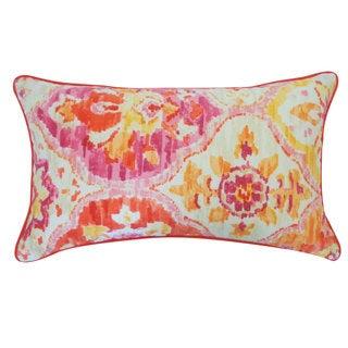 San Telmo Orange Pillow