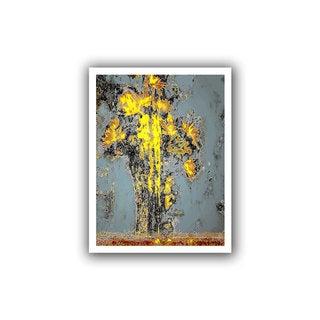 Dean Uhlinger 'Derangement' Unwrapped Canvas
