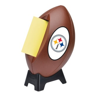 Pittsburgh Steelers Post-it Notes Football Dispenser