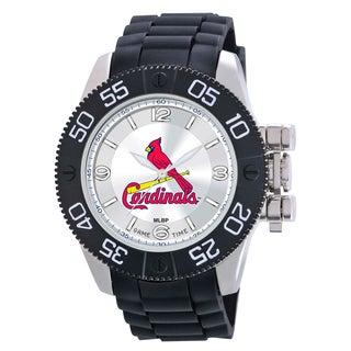 Game Time St. Louis Cardinals MLB Men's Beast Watch