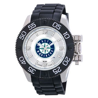 Game Time Seattle Mariners MLB Men's Beast Watch