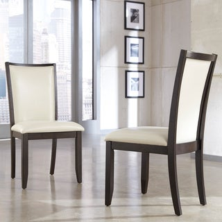 Signature Designs by Ashley Ivory Upholstered Dining Side Chairs (Set of 2)