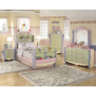 Signature Designs by Ashley Doll House Two-drawer Nightstand