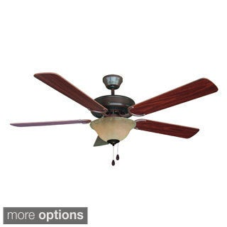 Calder 52-inch 3-light Indoor Ceiling Fan