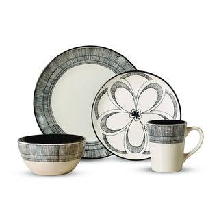 Pfaltzgraff Everyday Gramercy 16-piece Dinnerware Set