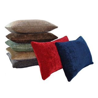 Austin Horn Classics Elite Velvet Chenille Down Combo Luxury Pillows (Set of 2)