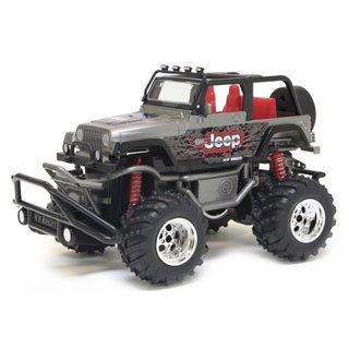 New Bright Remote Control Full Function Jeep Wrangler