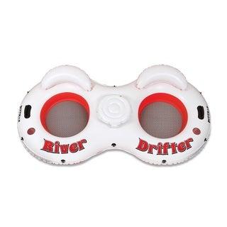 Pittman Outdoors River Drifter 2-person Float Tube