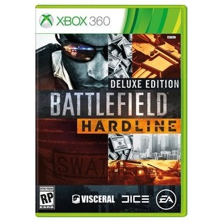 Xbox 360 - Battlefield Hardline Deluxe Edition
