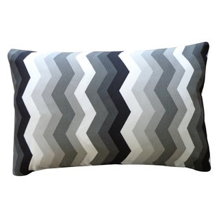 Iroquis Black Pillow
