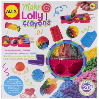 Make Lolly Crayons Kit