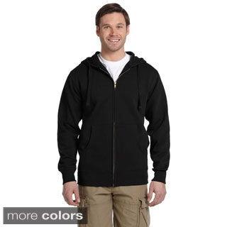 Men's Organic / Recycled Full-zip 9-ounce Hood