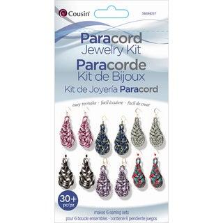 Paracord Kit-Teardrop Earrings