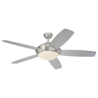 Sleek 52-inch 5-blade Ceiling Fan