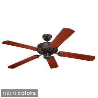 Monte Carlo Ornate 52-inch 5-blade Ceiling Fan
