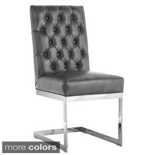 Sunpan Cavalli Grey Nobility Dining Chair