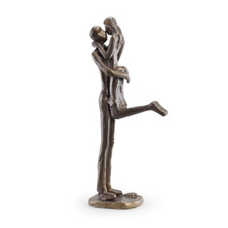 Passionate Kiss Bronze Sculpture