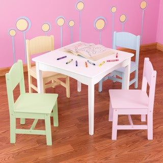 KidKraft Nantucket 5-piece Table and Chairs Set