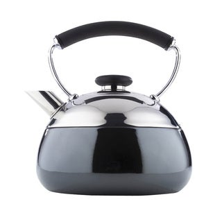 Copco Fusion Stainless Steel Pewter 2-qt Tea Kettle