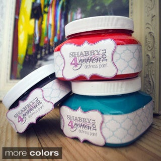 Shabby 8-ounce Distress Paint