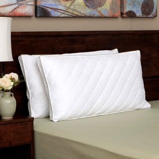 Eddie Bauer Quilted King-size Hypoallergenic Down Alternative Pillow (Set of 2)