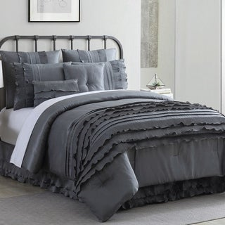 Anastacia 8-piece Embellished Comforter Set