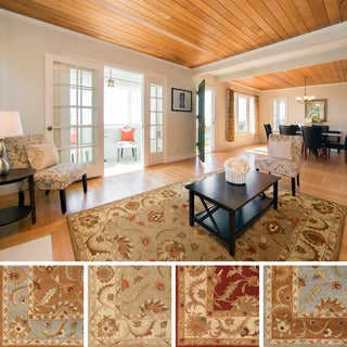 Artistic Weavers Hand-tufted Maddie Bordered Traditional Wool Area Rug (5' x 8')