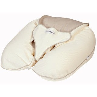 Candide Baby 3-in-1 Multi-Relax Combination Maternity Pillow, Nursing Pillow and Baby Lounger
