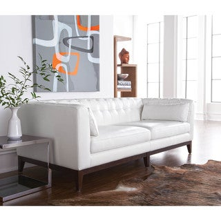 Sunpan Randolph Leather Sofa